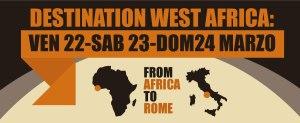 Destination West Africa